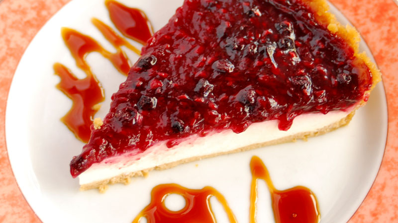 Tarte de Cheese Cake